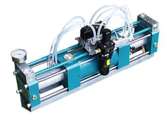 带气态回馈装置   储能罐    主要作用是稳压液态冷媒压力,以及在